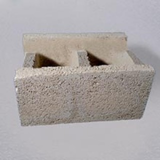 12INCH BELTING CONCRETE BLOCK