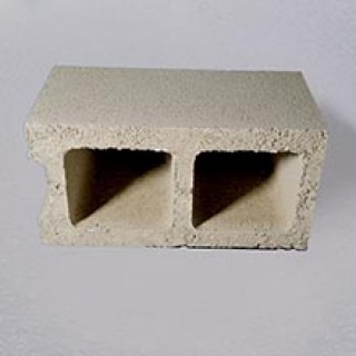8INCH BELTING CONCRETE BLOCK