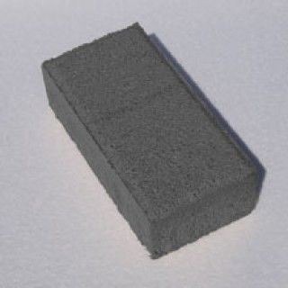 BLACK 60MM RECTANGULAR PAVER
