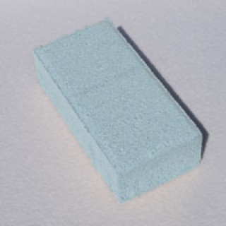 BLUE LIGHT 60MM RECTANGULAR PAVER