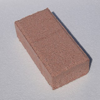 RED 60MM RECTANGULAR PAVER