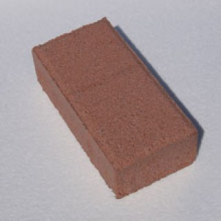 SPECIAL RED 60MM RECTANGULAR PAVER