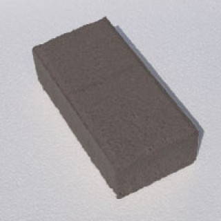 BLACK/BROWN 60MM RECTANGULAR PAVER