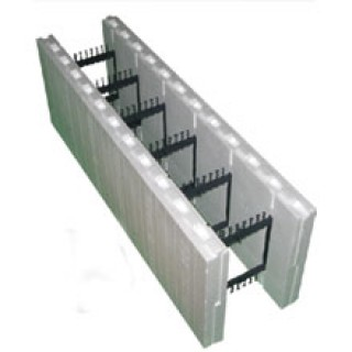 "ICF 6"" STRAIGHT - KNOCKDOWN"